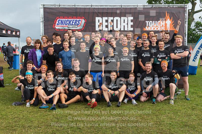 020 - Team Dyson Tough Mudder