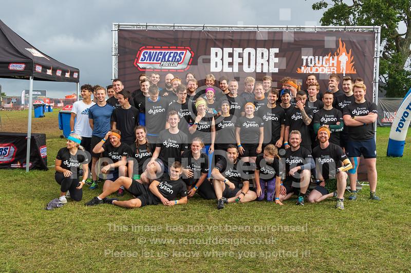014 - Team Dyson Tough Mudder