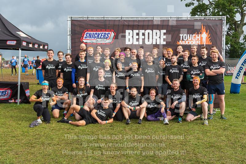 011 - Team Dyson Tough Mudder