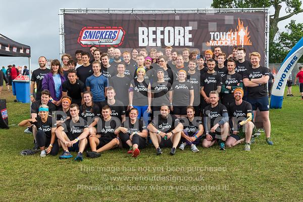 021 - Team Dyson Tough Mudder