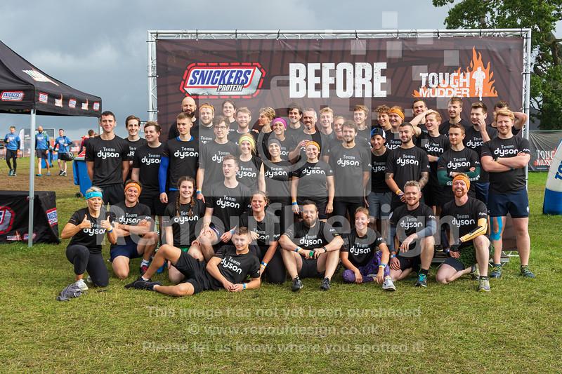 012 - Team Dyson Tough Mudder