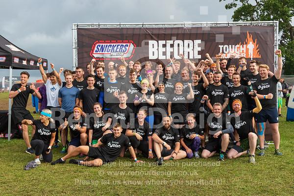 018 - Team Dyson Tough Mudder