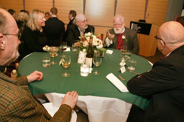 Bard College John Bard Society 2016 Annual Holiday Luncheon Photos: Brennan Cavanaugh '88