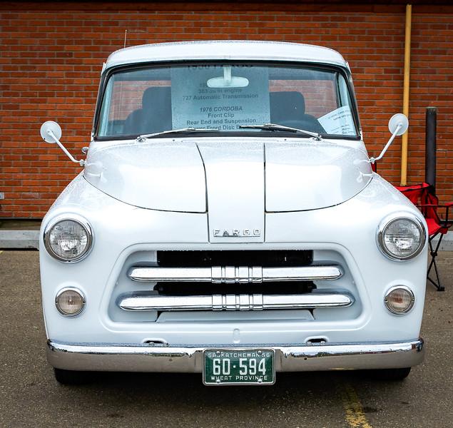 1956 Fargo Pickup Truck Modified-5