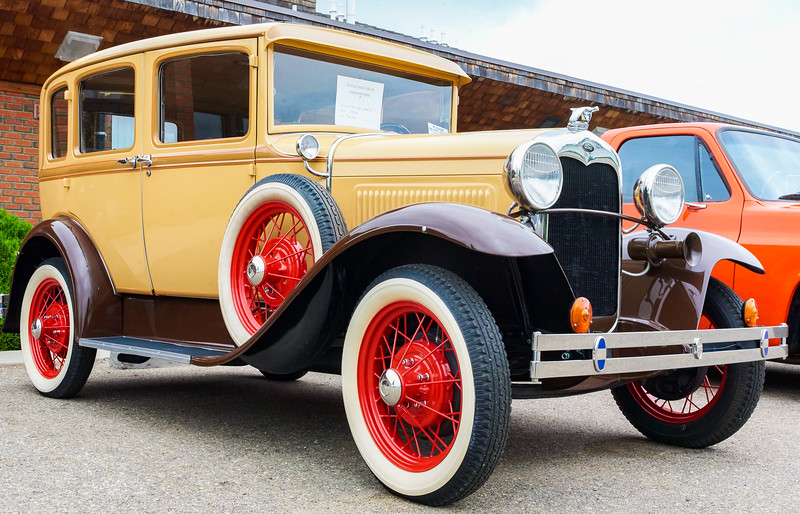 "1930 Ford Model ""A""-1"