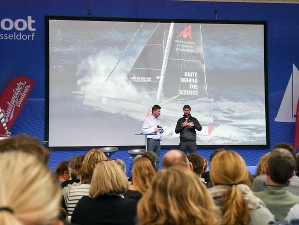 18 Jan 2020 Boat Show Dusseldorf