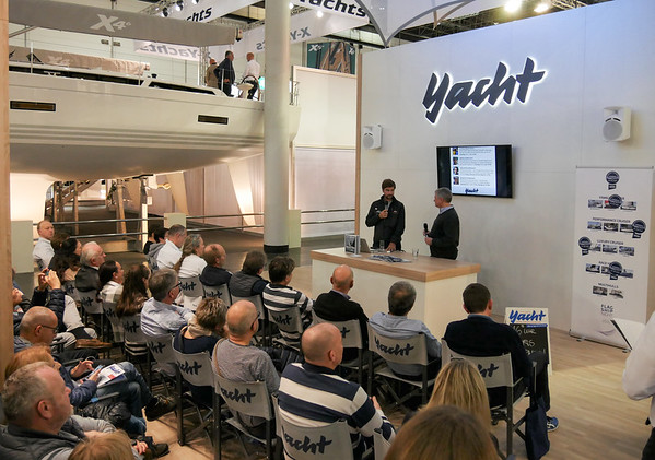 19 Jan 2020 Boat Show Dusseldorf - Yacht