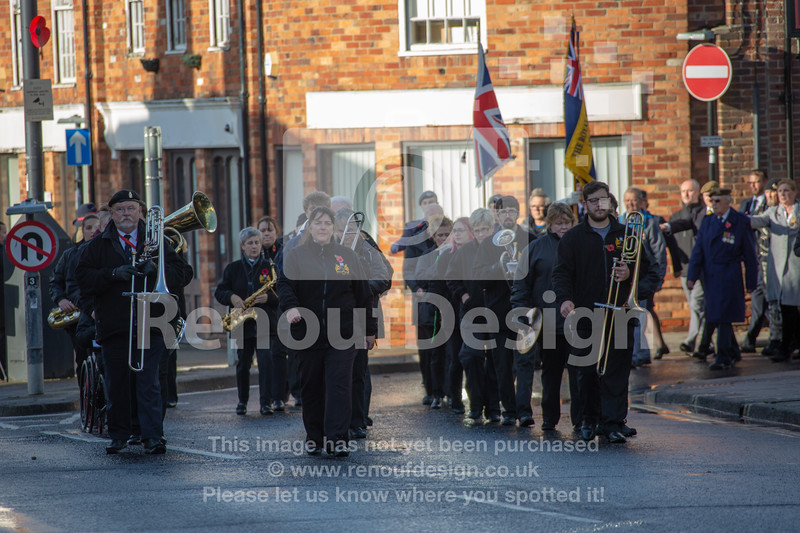 03 - Lymington Remembers