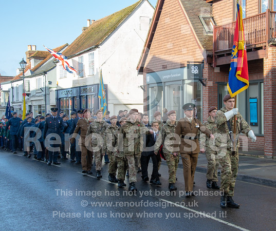13 - Lymington Remembers