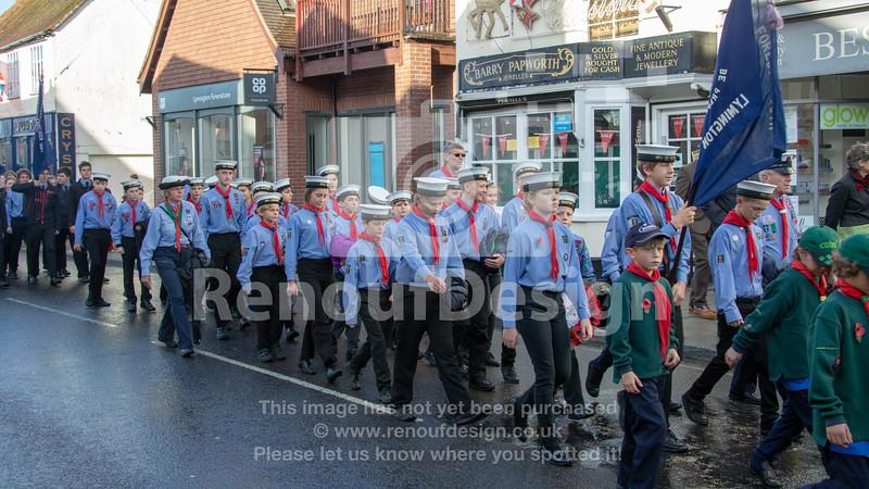 17 - Lymington Remembers