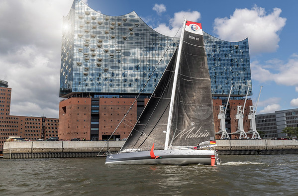 25 07 2018 Malizia in Hamburg