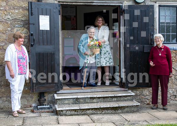 012 - Ningwood & Shalfleet  Women's Institute (WI) Centenary Exhibition