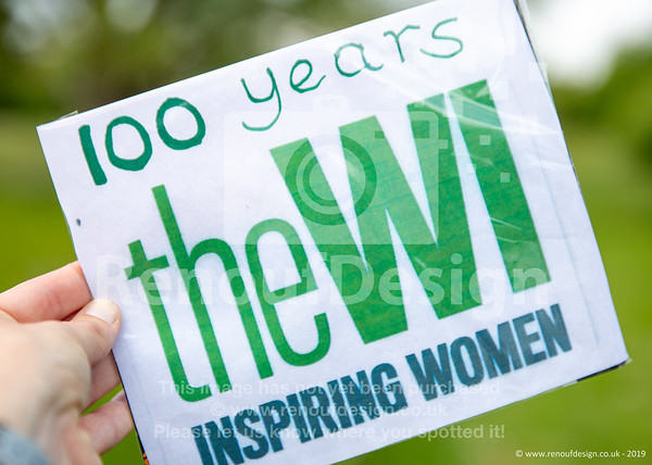 003 - Ningwood & Shalfleet  Women's Institute (WI) Centenary Exhibition