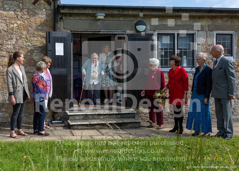 007 - Ningwood & Shalfleet  Women's Institute (WI) Centenary Exhibition