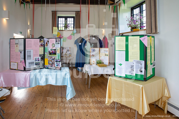 013 - Ningwood & Shalfleet  Women's Institute (WI) Centenary Exhibition