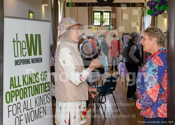 015 - Ningwood & Shalfleet  Women's Institute (WI) Centenary Exhibition
