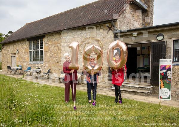 001 - Ningwood & Shalfleet  Women's Institute (WI) Centenary Exhibition