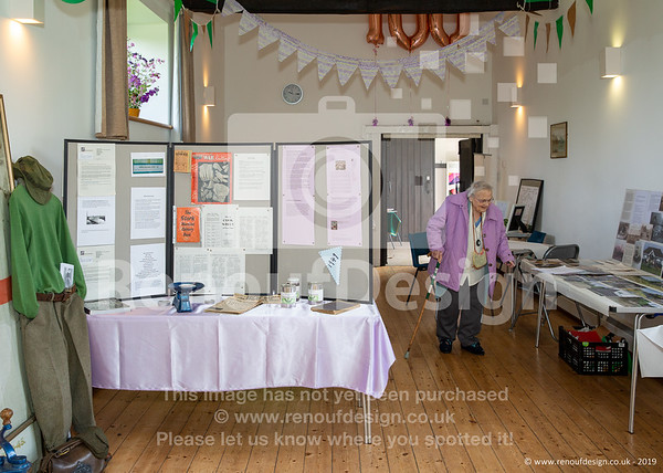 014 - Ningwood & Shalfleet  Women's Institute (WI) Centenary Exhibition