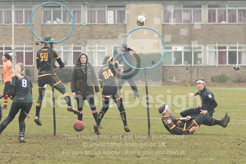 100 - British Quidditch Cup