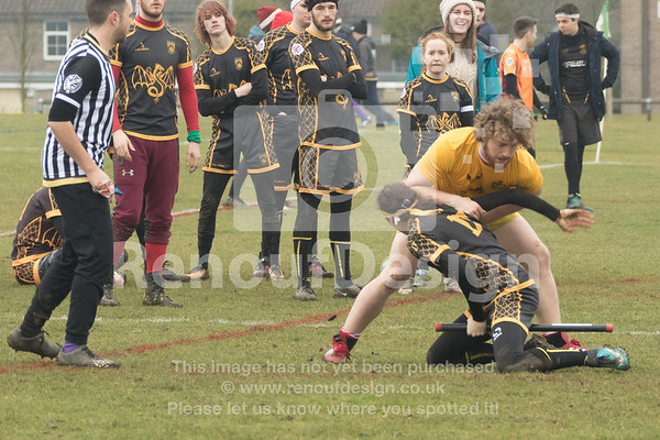 111 - British Quidditch Cup