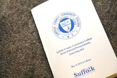 SCCC Nursing Graduation 2012