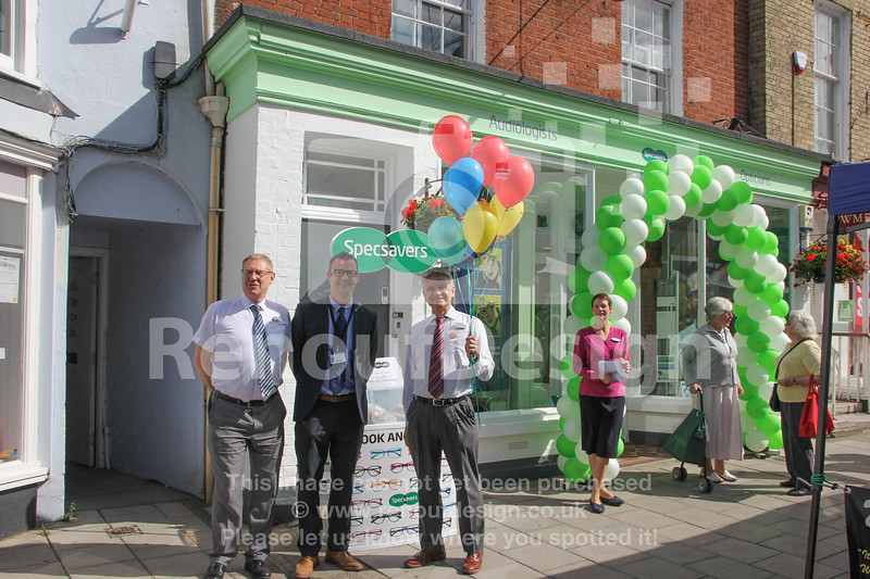 Specsavers Lymington Branch - Grand Opening