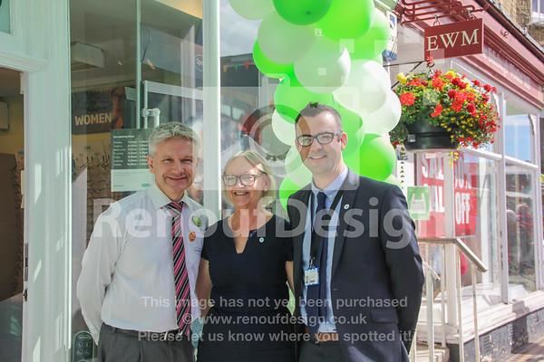Specsavers Lymington Branch - Grand Opening
