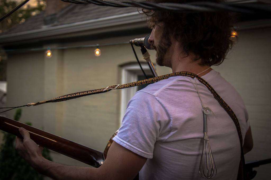 Brent Roach's Backyard Concert