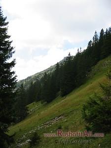 Near Zipfelsalpe.