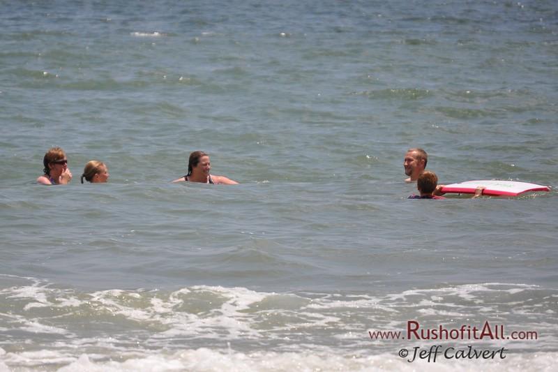 Surfside Beach, South Carolina.