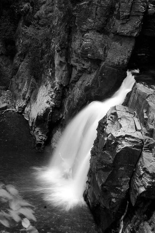 Linville Falls, North Carolina