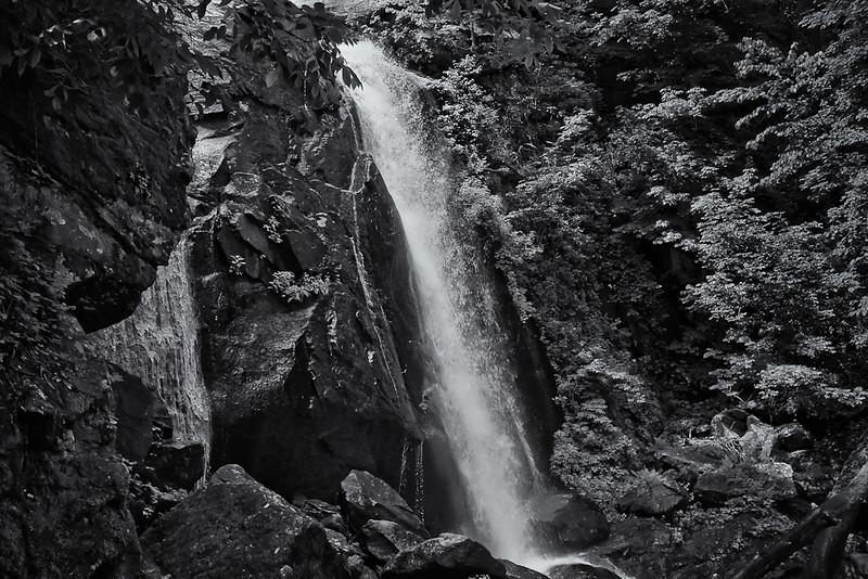 High Shoals Falls, North Carolina