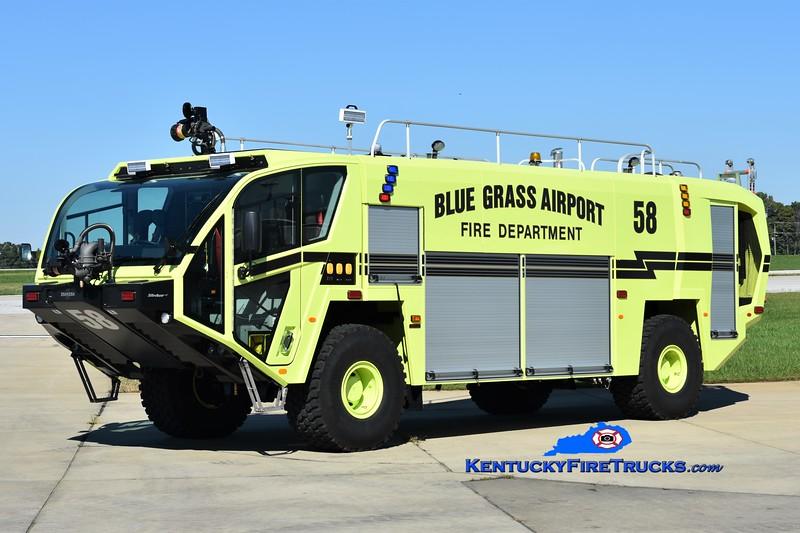 Blue Grass Airport Crash 58<br /> 2018 Oshkosh Stryker 1500/1500/210F/500DC<br /> Greg Stapleton photo
