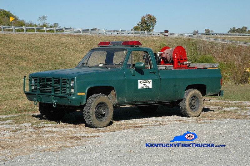 Tilton  Brush 555<br /> 1986 Chevy 4x4/FD 50/200<br /> Greg Stapleton photo