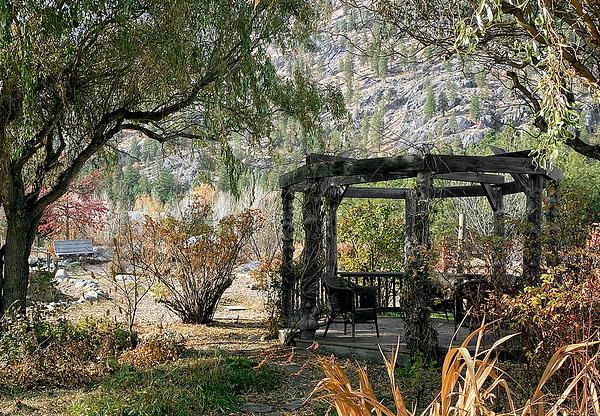 Garden of repose