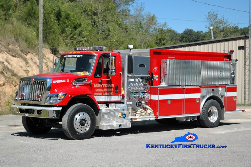 Maytown  Engine 3<br /> 2016 International 7400/E-ONe 1250/1800<br /> Greg Stapleton photo