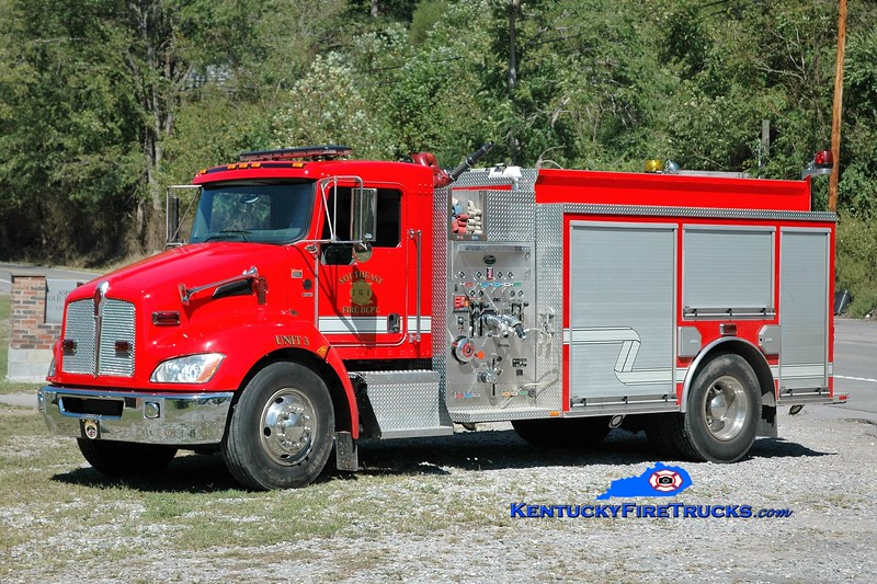 Southeast Floyd  Engine 3<br /> 2008 Kenworth T-300/2010 Wynn 1250/1000<br /> Greg Stapleton photo