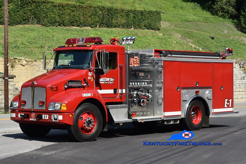 Wheelwright  Engine 1<br /> 2005 Kenworth T-300/Crimson 1500/1000<br /> Greg Stapleton photo