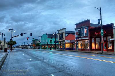 FB-190209-0002 Main Street in the morning