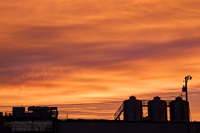 FB-180214-0003 Morning Sky over North Coast Brewing Co. 1