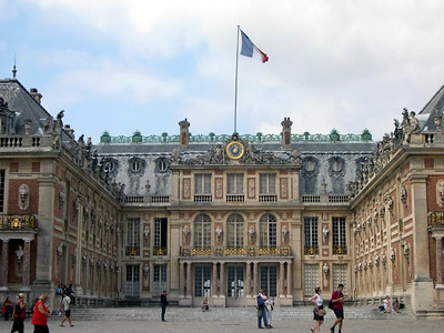 The Palace of Versailles (home to King Louis XIV, XV, and XVI during the latter part of the 17th century).