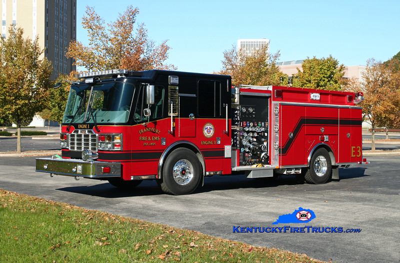 Frankfort  Engine 3<br /> 2015 Ferrara Cinder 1500/500/30<br /> Kent Parrish photo