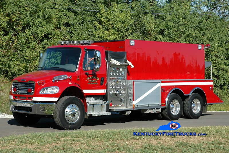Franklin County  Tanker 10<br /> 2013 Freightliner M2-106/US Tanker 1000/3000<br /> Greg Stapleton photo