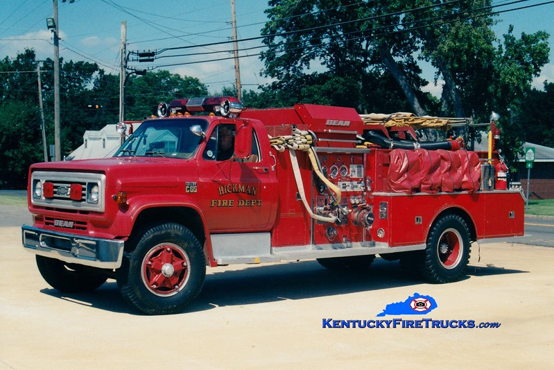 <center> Hickman  Engine 5152  <br> 1974 Chevy C65/Bean 750/750 <br> Greg Stapleton photo </center>