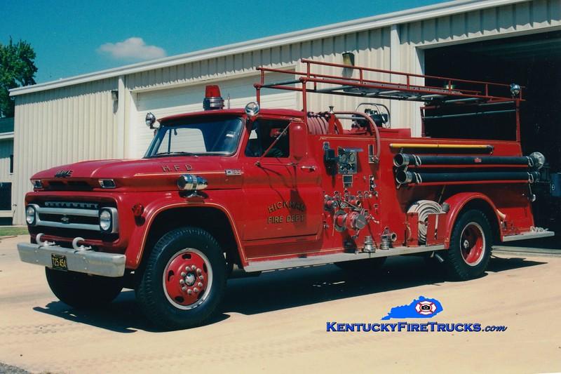 <center> Hickman  Engine 5154  <br> 1965 Chevy/Howe 750/500 <br> Greg Stapleton photo </center>