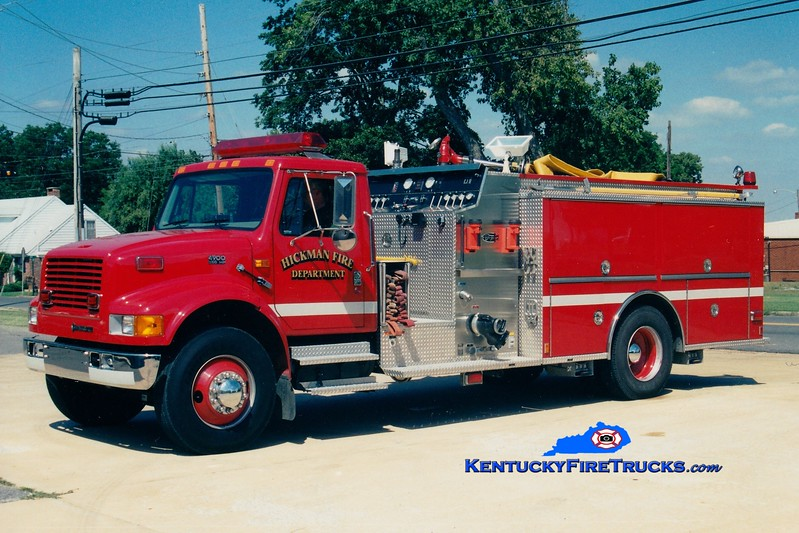 <center> Hickman  Engine 5150  <br> 1999 International 4900/Toyne 1250/1000 <br> Greg Stapleton photo </center>
