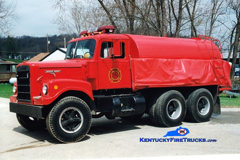 <center> NO LONGER IN SERVICE <br> Sparta  Tanker 3 <br> 1972 White/Local  250/3000 <br> Greg Stapleton photo </center>