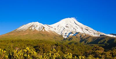 Mt Egmont or Mt Taranaki