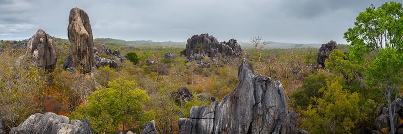 Balancing Rock, Chillagoe, Queensland, Australia