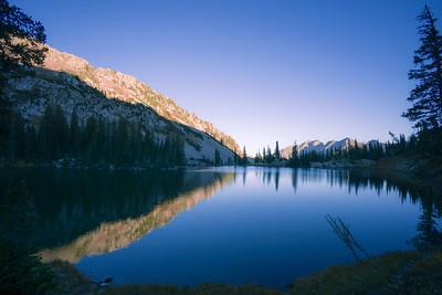 Red Pine Lake, UT